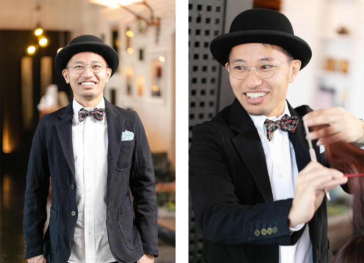 RINK オーナー,熊崎智文の写真