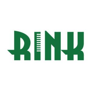 rinkロゴ,グリーン